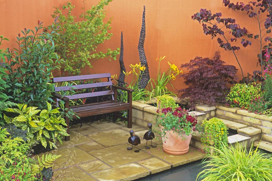 How To Create A Small Garden On A Little Budget