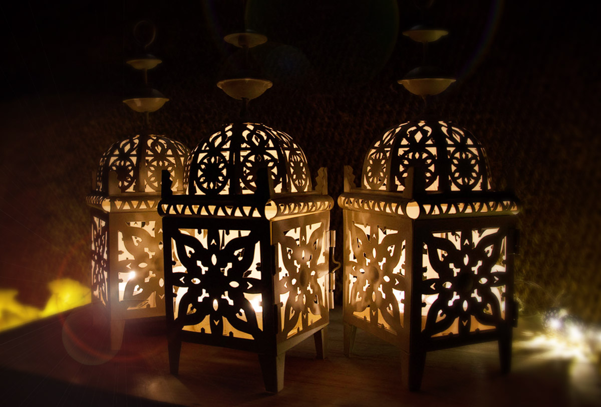 10 Creative Ways for Ramadan Home Decoration - Ramadan ...