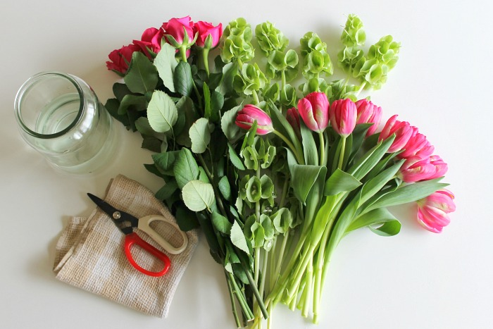 How to make fresh flower bouquet last longer