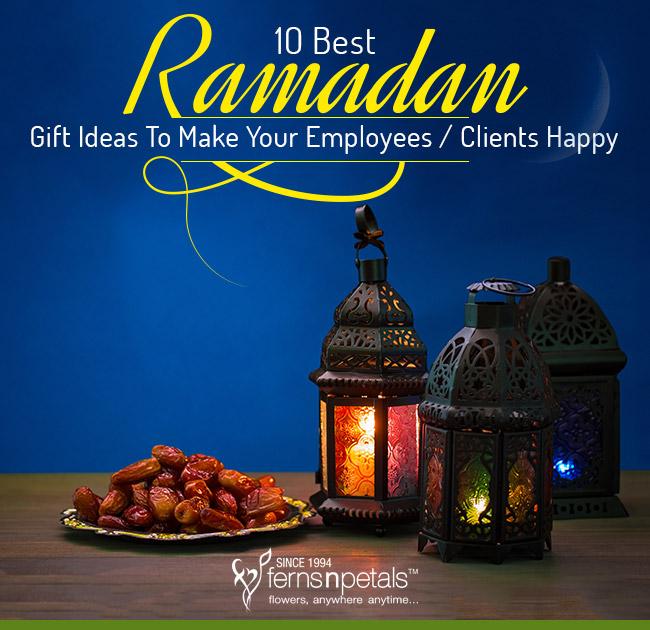 Ramadan Gift Ideas - Make Your