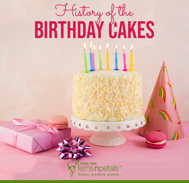 Awesome A Sneak Peek Into The History Of The Birthday Cakes Funny Birthday Cards Online Inifodamsfinfo