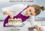 cake decoration ideas at home