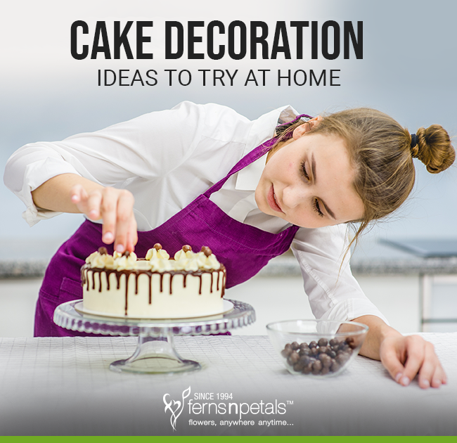 Amazing Easy And Creative Cake Decoration Ideas At Home Birthday Cards Printable Nowaargucafe Filternl