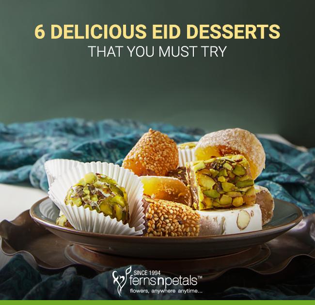 Delicious Eid Desserts