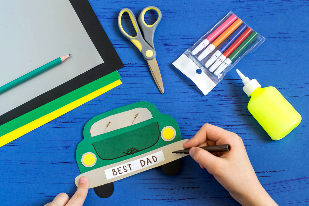 DIY gift for fathers day
