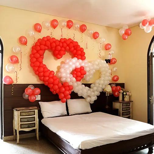 Anniversary Bedroom Decoration