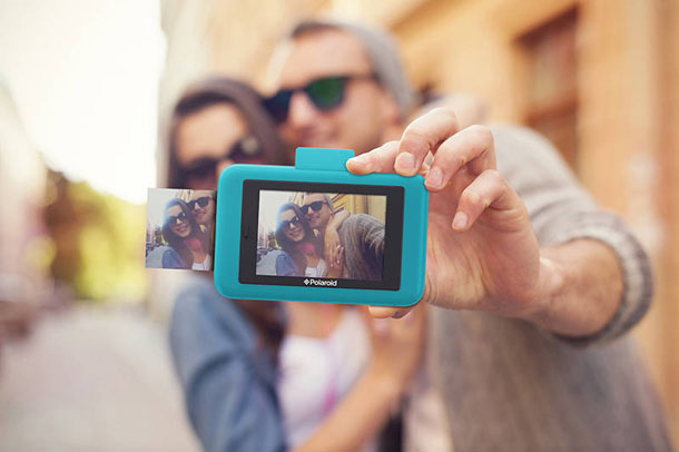 Instant Digital Camera for couple
