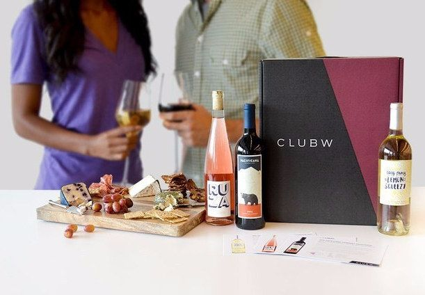 Wine Club Subscription
