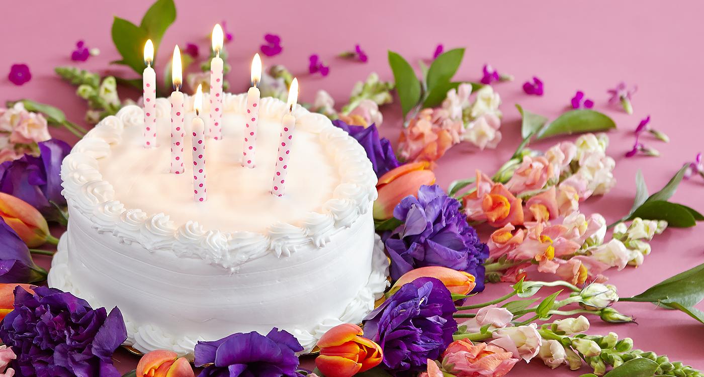 Celebration with Cake