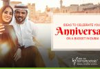 Anniversary on a Budget in Dubai