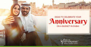 Anniversary on a Budget in Dubai