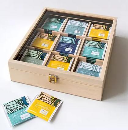 tea box Dubai