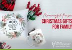 Meaningful Personalized Christmas Gifts Ideas for Family
