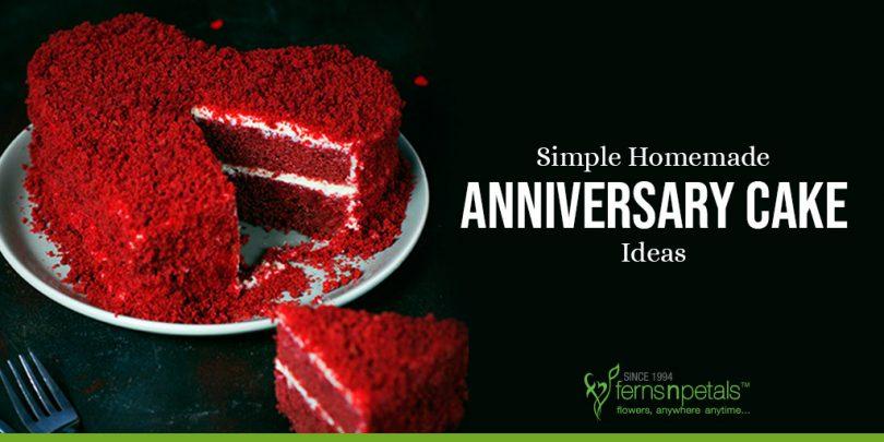 Homemade-Anniversary-Cake-Ideas