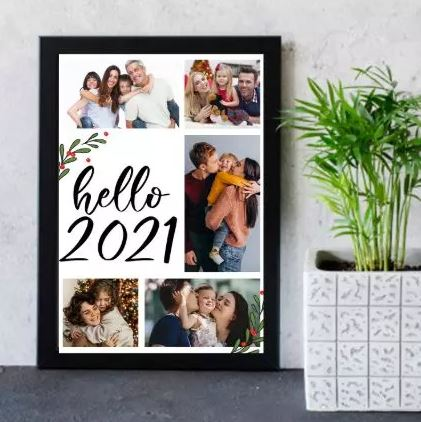 personalised new year gifts