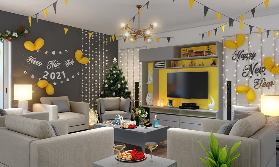 Festive Home Decorations