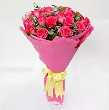 Dark Pink Rose