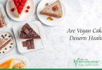 Benefits of Vegan Cakes
