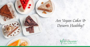 Benefits of Vegan Cakes