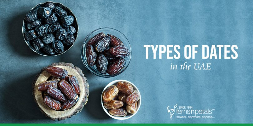 10 Types of Dates You Can Find in the UAE