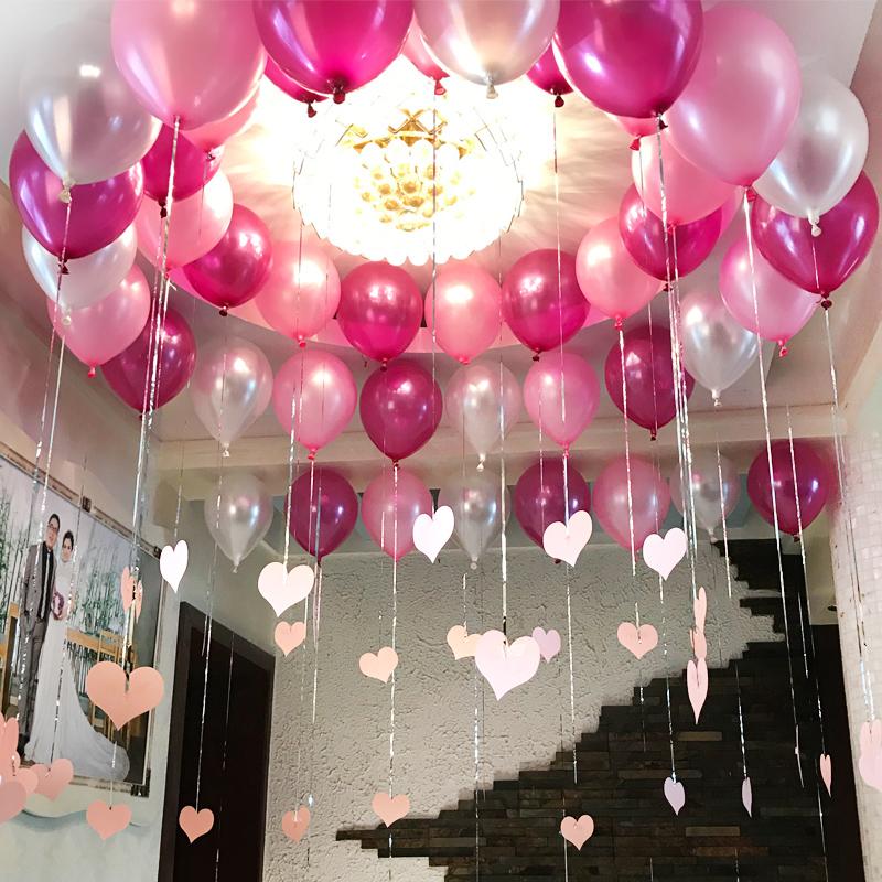 Message Balloons, Not Diamonds!