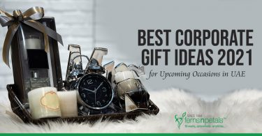 Best Corporate Gift Ideas 2021 for Upcoming Occasions in UAE