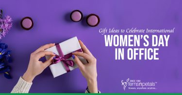 Gift Ideas to Celebrate International Women's Day in Office