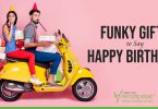 Funky Gifts to Say Happy Birthday!