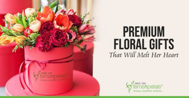 Premium Floral Gifts That Will Melt Her Heart