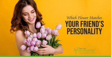 Which Flower Matches Your Friend's Personality?