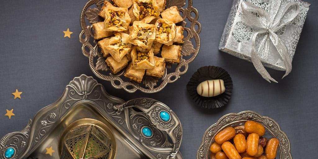 Arabic Sweets Return Gifts