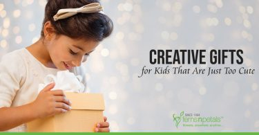 Creative Gifts for Kids That Are Just Too Cute