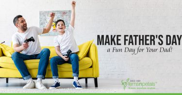 Make Father's Day a Fun Day for Your Dad