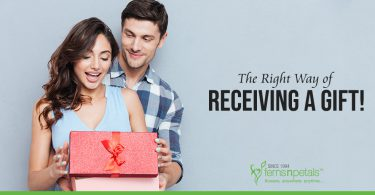 The Right Way of Receiving a Gift!