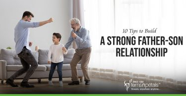 10 Tips to Build a Strong Father-Son Relationship