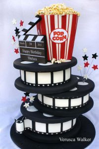 Cinema Cake by Verusca Walker