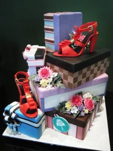 Head Over Heels Cakes by Slice of Cake