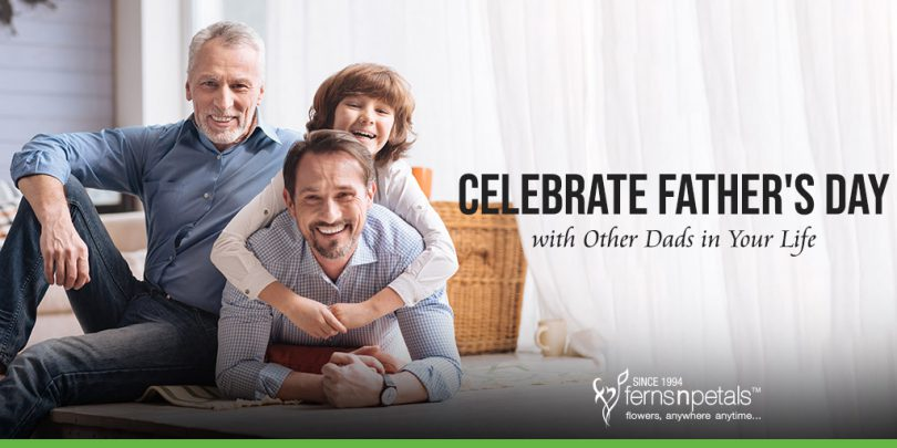 Celebrate Father's Day with Other Dads in Your Life
