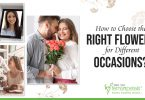 How to Choose the Right Flowers for Different Occasions?