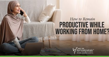 How to Remain Productive While Working from Home?