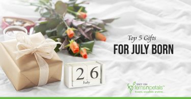 Top 5 Gifts for July Born