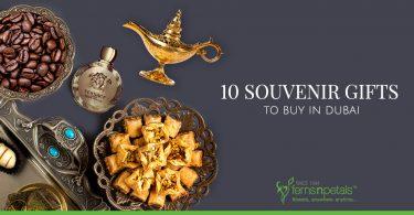 10 Souvenir Gifts to Buy in Dubai