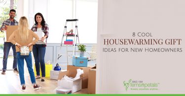 8 Cool Housewarming Gift Ideas for New Homeowners