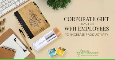 Corporate Gift Ideas for WFH Employees to Increase Productivity