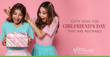 Gift Ideas for Girlfriend's Day that are Adorable