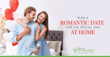 Plan a Romantic Date for the Special One at Home