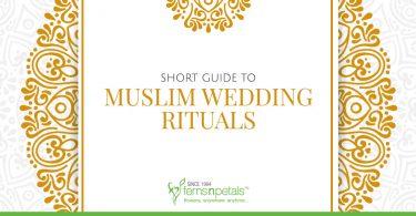 Short Guide to Muslim Wedding Rituals