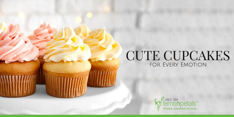 Cute Cupcakes for Every Emotion