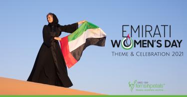 Emirati Women's Day Theme & Celebration 2021