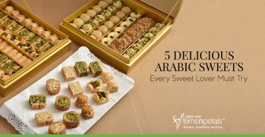 5 Delicious Arabic Sweets Every Sweet Lover Must Try